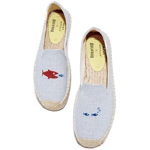 Soludos x Mary Matson Hungry Fish Espadrilles 🐟